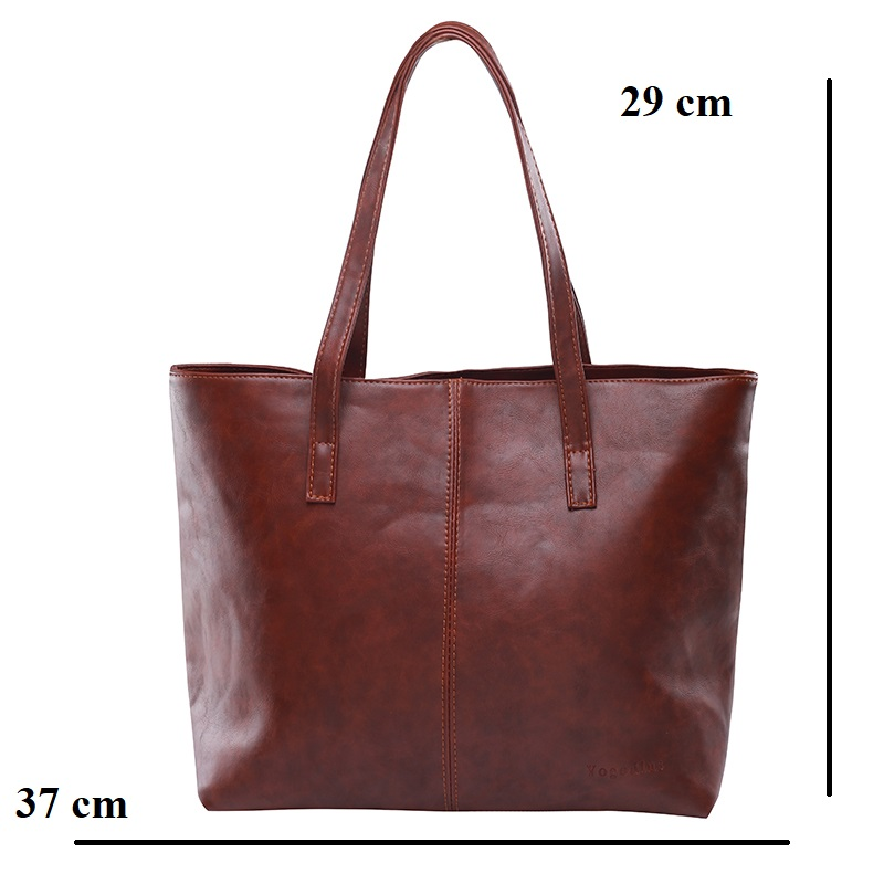 Women's Leather Shoulder Handbag (TWH01)