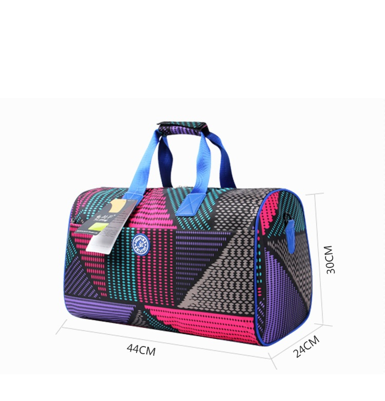Women's Gym Bag for Sports, Yoga, Training and Travelling