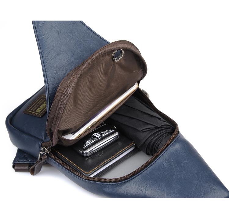 Men's Chest Shoulder Bag (TMC103)