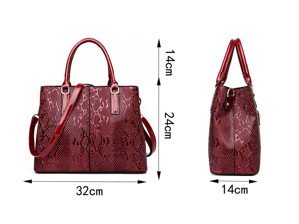 Women's Handbag TWH18 Buy the Handbag and get a Free Purse!