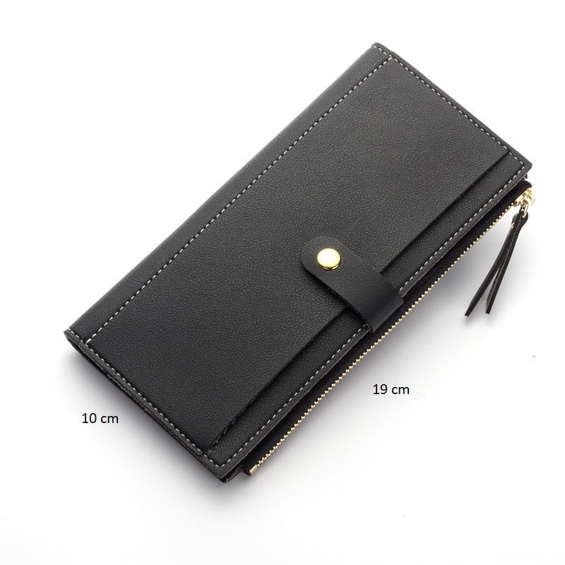 Women's Leather Wallet Coin Purse