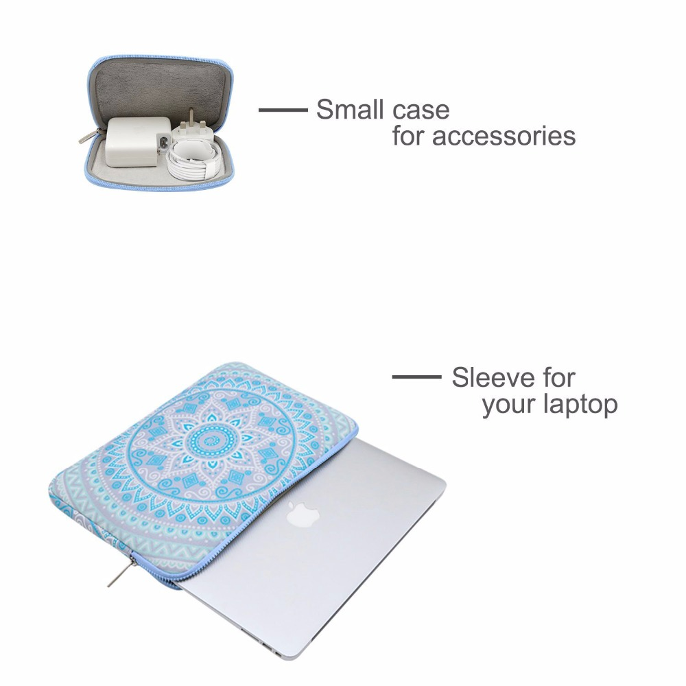 Mandala Laptop Sleeve Case (TLP01)