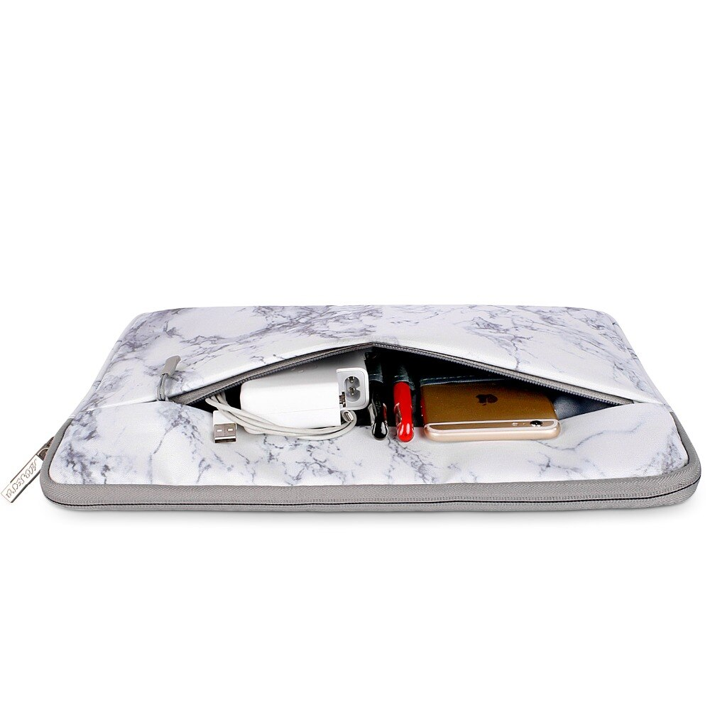 Marble Notebook Carry Pouch Laptop Sleeve Bag Case (TLP03)