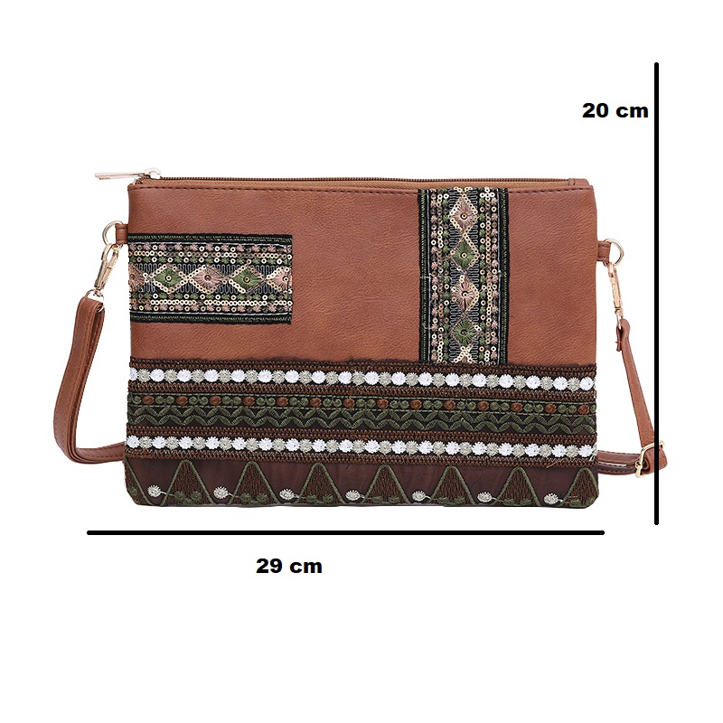 Women's Lace Crossbody Bag (TCR01)