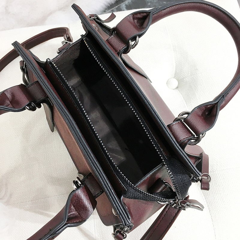 Women's Vintage Shoulder Handbag (TWH30)